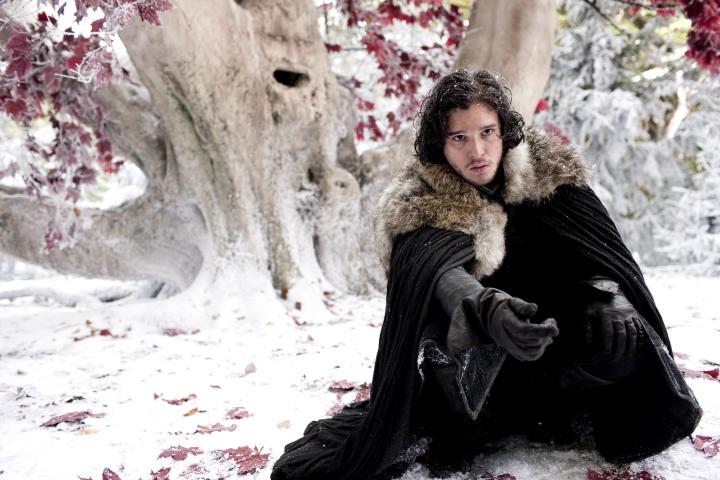 Jon Snow e represeiro