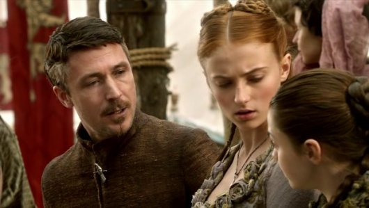 Sansa-and-Arya-Stark-with-Petyr-Baelish-house-stark-24507493-530-299