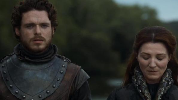 Catelyn uma conselheira de guerra e uma mãe magnífica