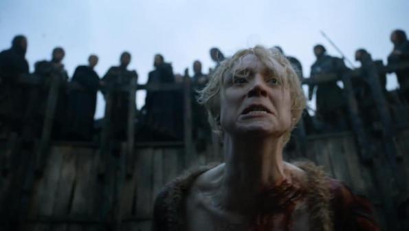 Brienne na arena de Vargo