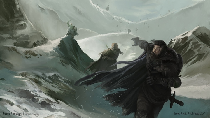 Artwork for Game of Thrones - Nightwatch RPG