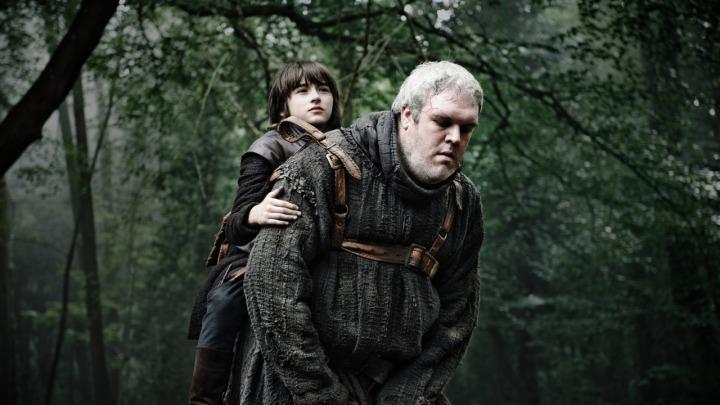 O fiel amigo de Bran. Suas pernas e sua pele em algumas ocasiões.