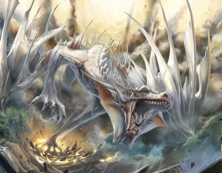 Vhagar sobrevive... O mais antigo dos Dragões de A Dança dos Dragões