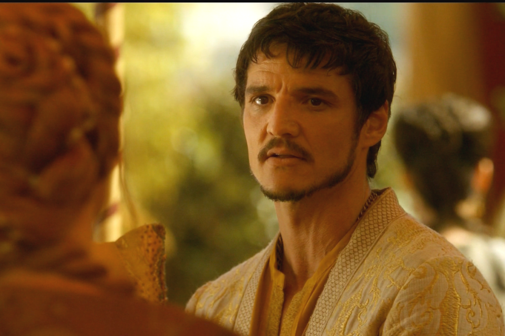 DRUNKWOOKIE BLOG OBERYN MARTELL